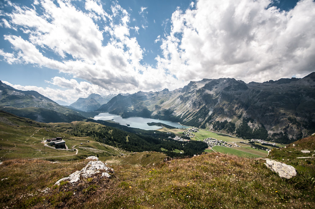 Sils im Engadin (GR) - Switzerland